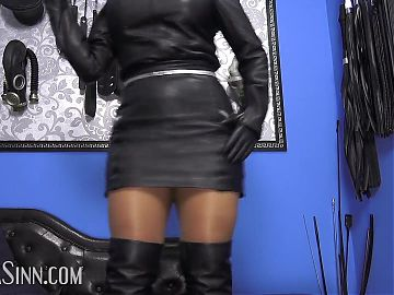 Leather obsession (preview) The Matriarch (Ezada Sinn)