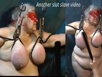 06-Sep-2020 High Impact Tit Torture (sklavin slave soumise)