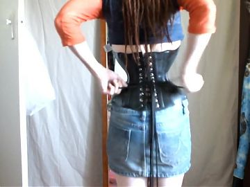 punishment corset