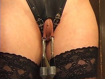 She knows what happens when it is time for the sex swing