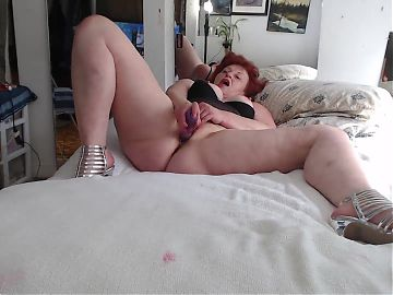 Thick Eastern European Mature Milf Built for BBC Creampie